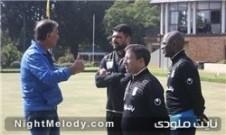 گشت و گذار بازیکنان تیم ملی در سائوپائولو