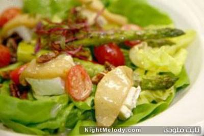 روش های مختلف پخت سبزیجات