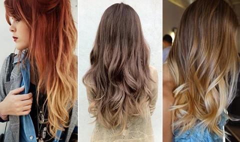 مدل رنگ مو 2015