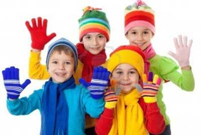 مراقبت از کودکان در فصل سرما