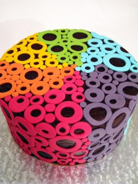 مدل های جال و دیدنی کیک تولد جدید(سری2)