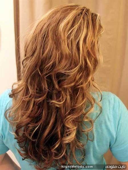 فر کردن مو در خانه با چند حرکت ساده!
