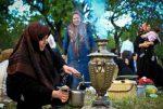 مراسم پنجاه بدر قزوین