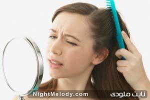 درمان ریزش مو با چند روش خانگی
