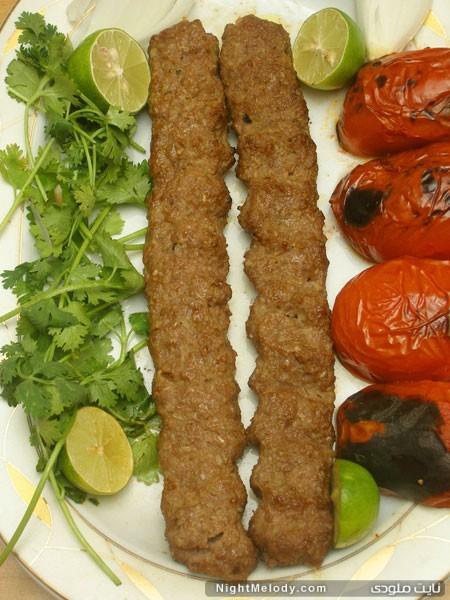 طرز تهیه کباب کوبیده سنتی