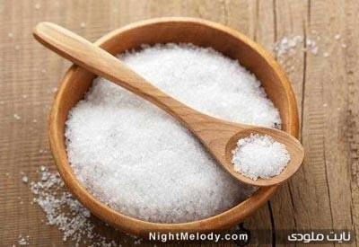 خطرات اضافه کردن نمک به غذای کودکان