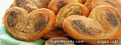 طرز تهیه نان شکلاتی، برای افطار ماه رمضان