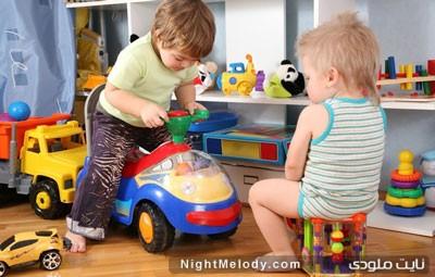تأثیر بازی کردن بر شخصیت کودکان