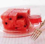 فواید جالب آب هندوانه