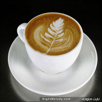 طرز تهیه قهوه میوه ای
