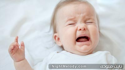 چند اشتباه رایج راجع به گریه نوزاد!