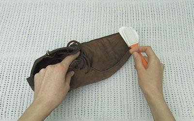 راه حل های سریع و خانگی برای تمیز کردن کفش