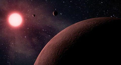 ارسال پیام به سیارات فراخورشیدی