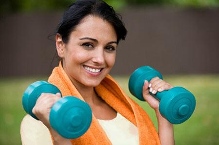عضلاتتان را تقویت کنید تا وزنتان کم شود