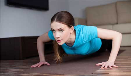 تاثیرات ورزش کردن بر میل جنسی بانوان