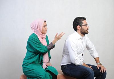 راهکارهایی برای بخشش همسر بعد از مشاجرات