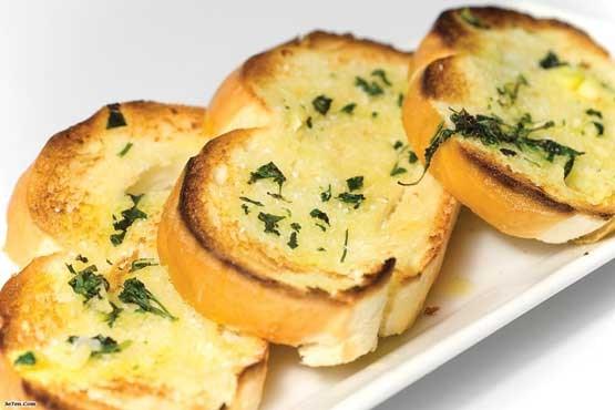 نان سیر ایتالیایی